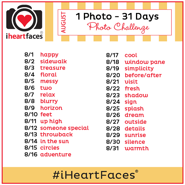 Instagram-Photo-Challenge-August-I-Heart-Faces